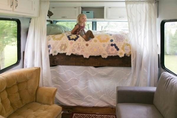 Familys Bus Tiny Home 009