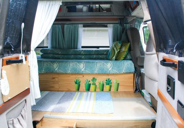 Familys G20 Van Tiny Home For Sale 0010