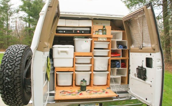 Familys G20 Van Tiny Home For Sale 0011