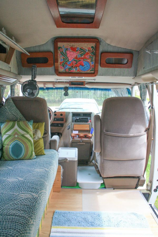 Familys G20 Van Tiny Home For Sale 0020