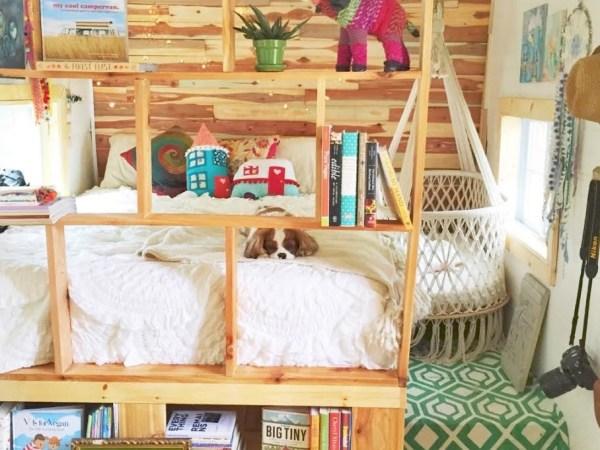 Familys Travel Trailer Tiny House 005