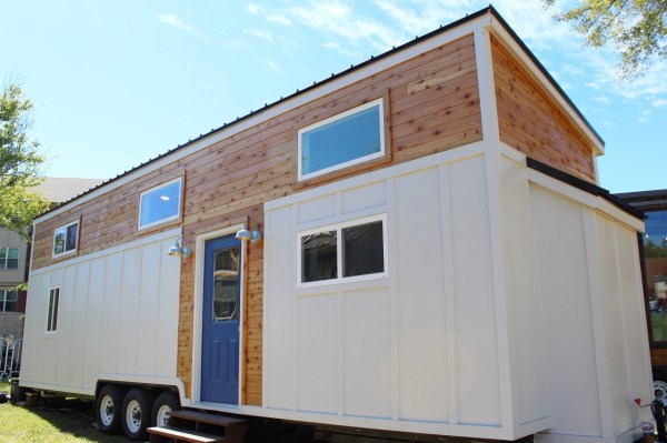 For Sale – The Everest Tiny House From Mustard Seed Front