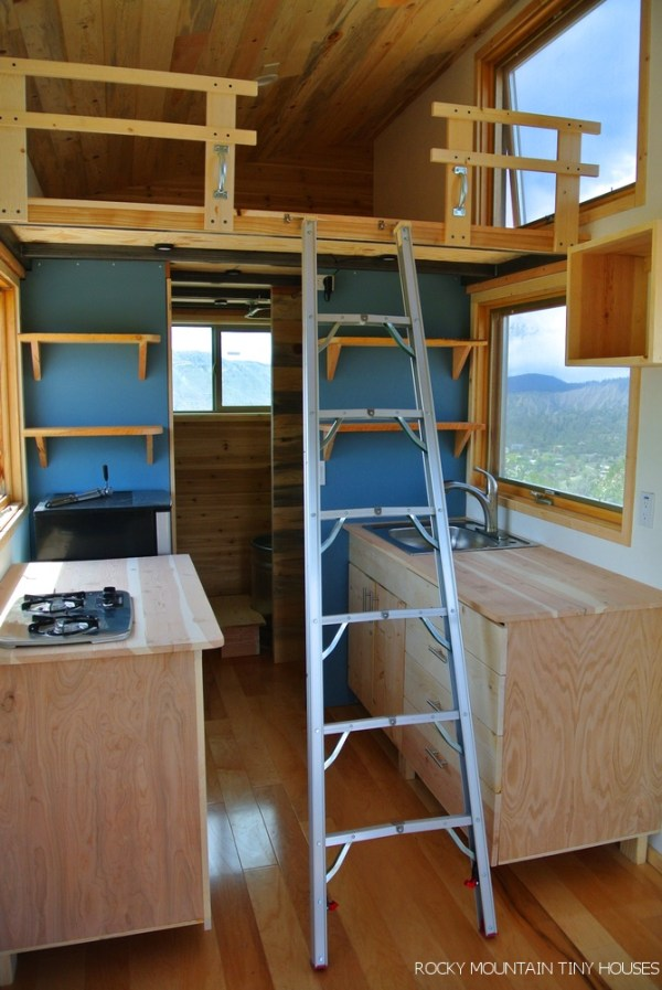 Front Range 2 Rocky Mountain Tiny House 007