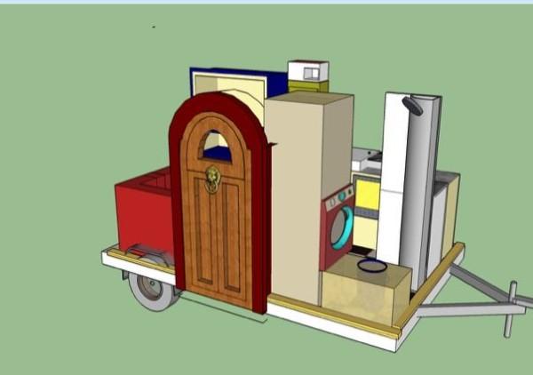 Gary Wagoner S 8x12 Roost Tiny House