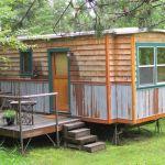 Garden Caravan THOW Rental