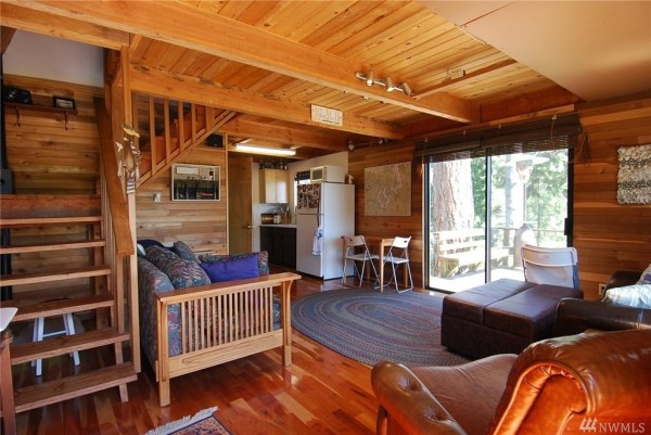 Grapeview Cabin 004