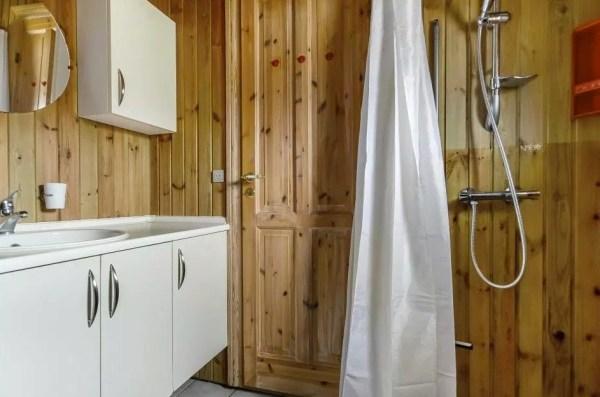 bathroom in small house