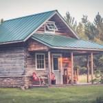 Green Gate Log Cabin 006