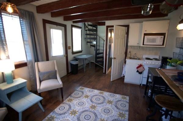 Harrisonburg's Tiny House B001