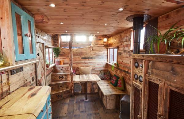 Helga Tiny House Truck Conversion by House Box 0013