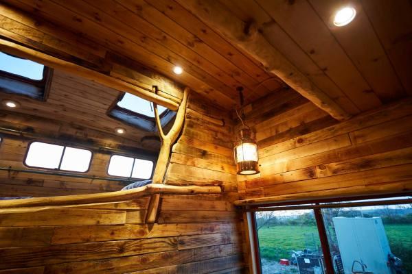 Helga Tiny House Truck Conversion by House Box 0032