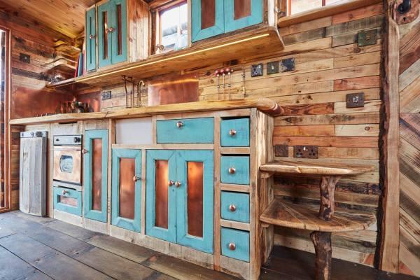 Helga Tiny House Truck Conversion by House Box 007