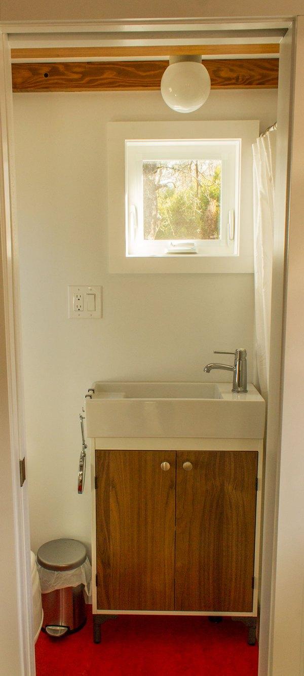 Hikari Box Tiny House Bathroom Sink