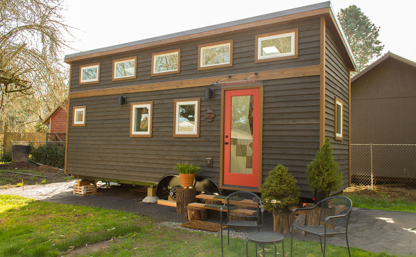 The Light-Filled Hikari Box Tiny House On Wheels!