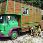 House-Box One First Horsebox build by Englands HouseBox