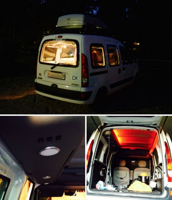 How to Turn Your Van into a DIY Micro Camper 07