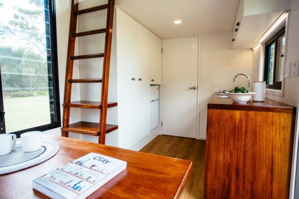 Independent Series 4800DL Tiny House on Wheels by Designer Eco Homes 008