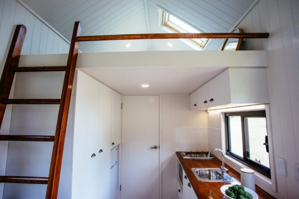 Independent Series 4800DL Tiny House on Wheels by Designer Eco Homes 009