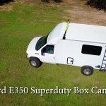 JYDOG's Box Truck Camper 002
