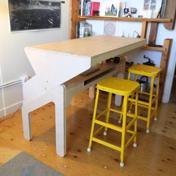 Jonathan Odoma Office Desk to Bar Furniture 003
