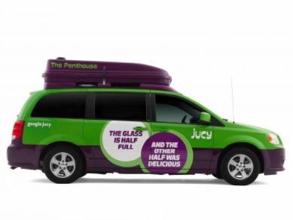 Jucy Dodge Caravan to Motorhome Conversion Camper Mini RV 0012