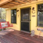 Kathy's 16′ x 28′ Tiny Cottage in Texas is For Sale 002