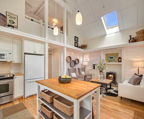 Kvale Hytte Cottage at Conover Commons Pocket Community 0010