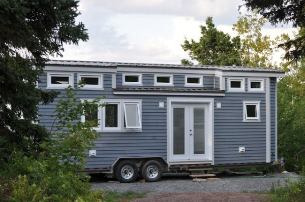 LGV Tiny House by Full Moon Tiny Shelters 001