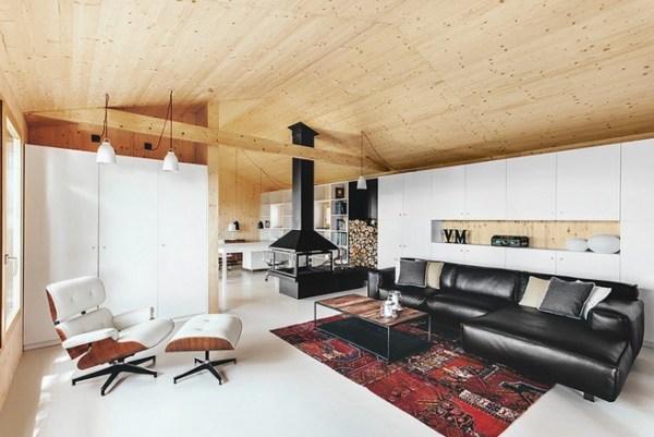 La Casa De Madera by Dom Arquitectura 007