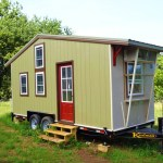 Larry Vickers SIP Tiny House For Sale in Asheville NC 001