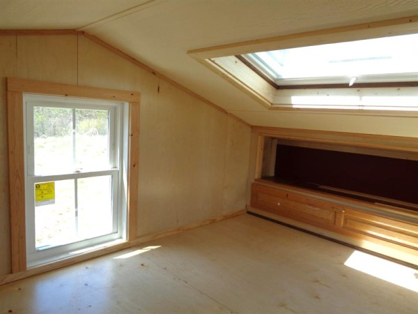 Larry Vickers SIP Tiny House For Sale in Asheville NC 0014