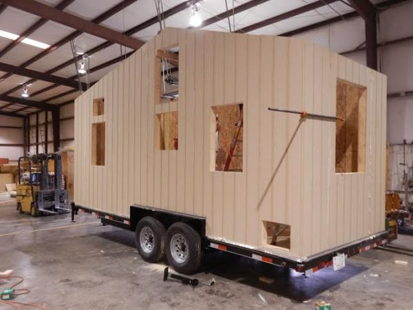 Larry Vickers SIP Tiny House For Sale in Asheville NC 0016