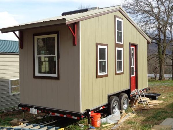 Larry Vickers SIP Tiny House For Sale in Asheville NC 0018