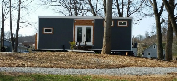 Latest Tiny House on Wheels by Migration Tiny Homes