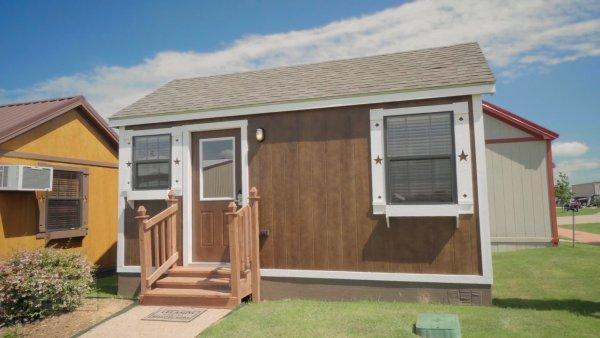 Lelands Cabins Rio Bravo Tiny House 001