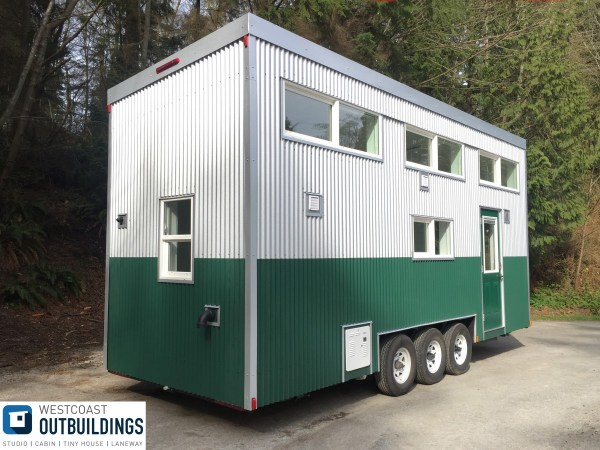 Lilooet 24' Tiny House