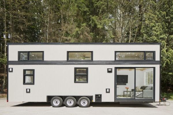 Lilooet 31' Tiny House on Wheels