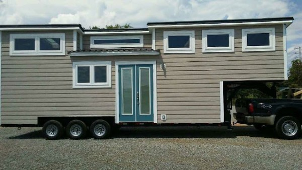 Lookout Tiny House 001