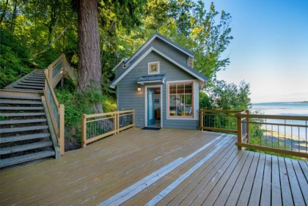 458 Sq. Ft. Oceanfront Cottage For Sale