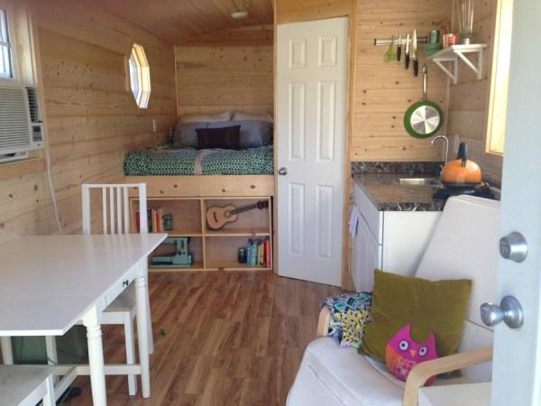 Mallorys 180 Sq Ft Gypsy Tiny House on Wheels 002