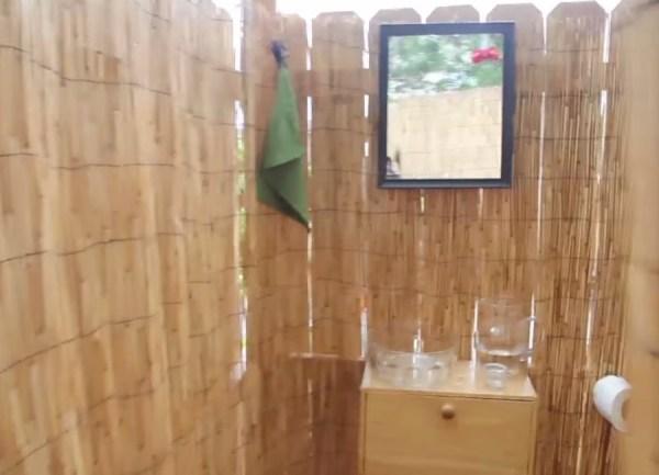Man Simplifies into Off-Grid Micro Cabin Life in California 0014