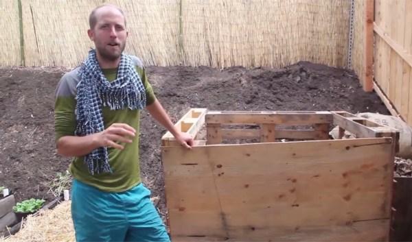 Man Simplifies into Off-Grid Micro Cabin Life in California 0021