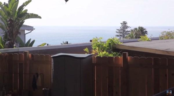 Man Simplifies into Off-Grid Micro Cabin Life in California 0027