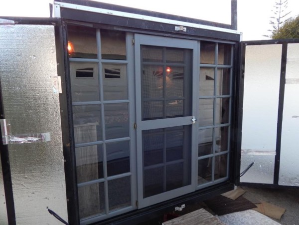 Mans $4k Stealth Tiny House on Wheels 002