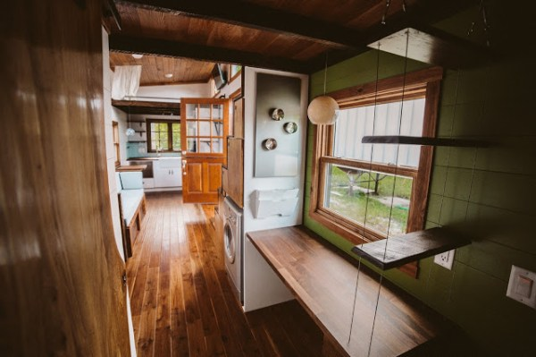 Mayflower Tiny House by Wind River Tiny Homes 020