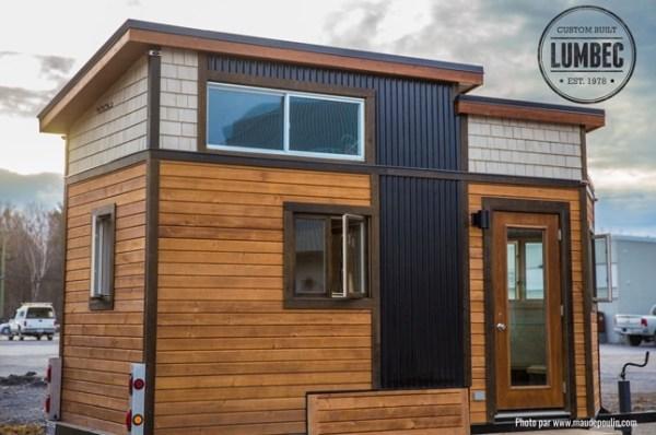 Micro Lumbec Tiny House on Wheels 0014