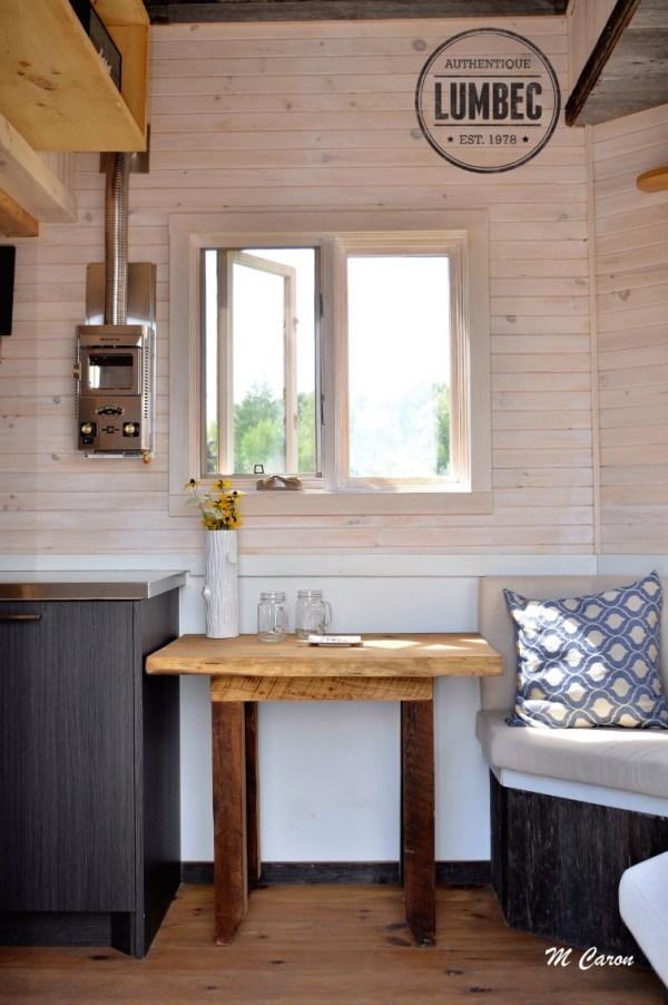 Micro Lumbec Tiny House on Wheels 003