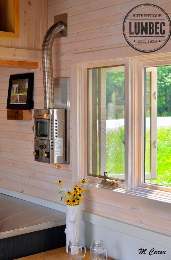 Micro Lumbec Tiny House on Wheels 009