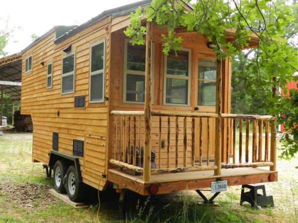 Mississippi Tiny House - 5th Wheel 004