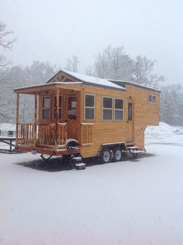 Mississippi Tiny House - 5th Wheel 005